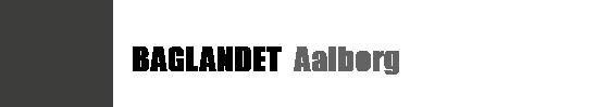 Baglandet Aalborg Logo